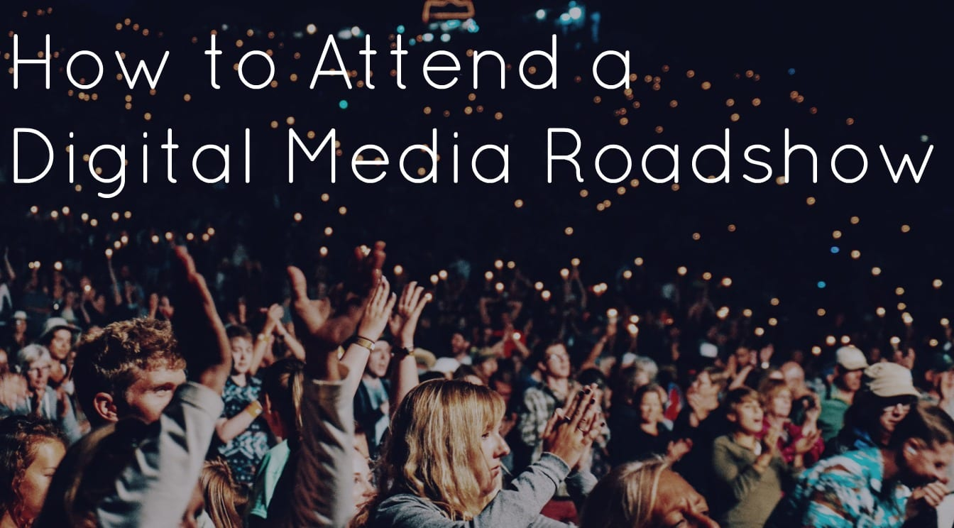 How to Attend a Social Media Roadshow
