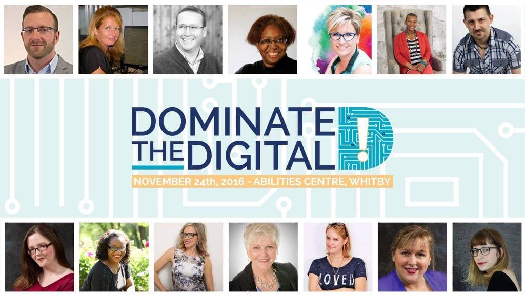 Dominate The Digital Postcard