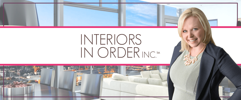 Kristy Lee Bailey, Interiors in Order Inc.